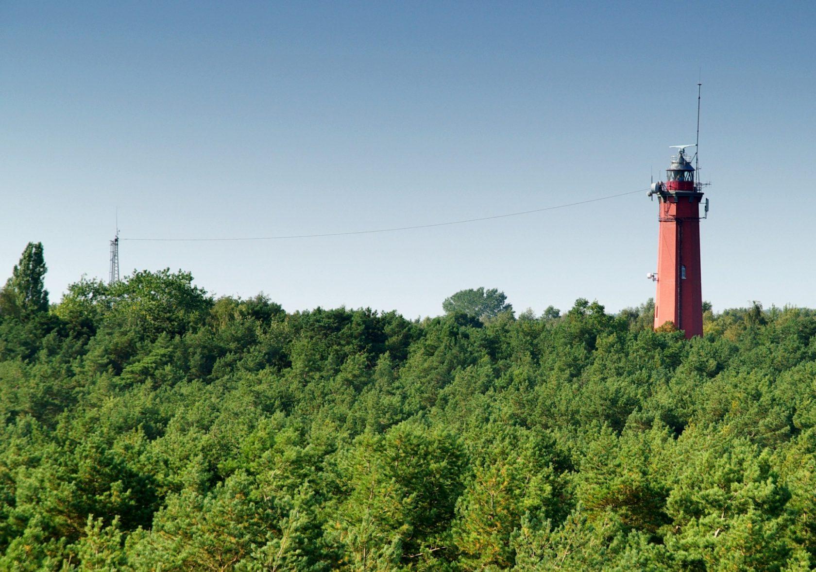 Hel atrakcje Latarnia Morska /źródło: www. pomorskie.travel