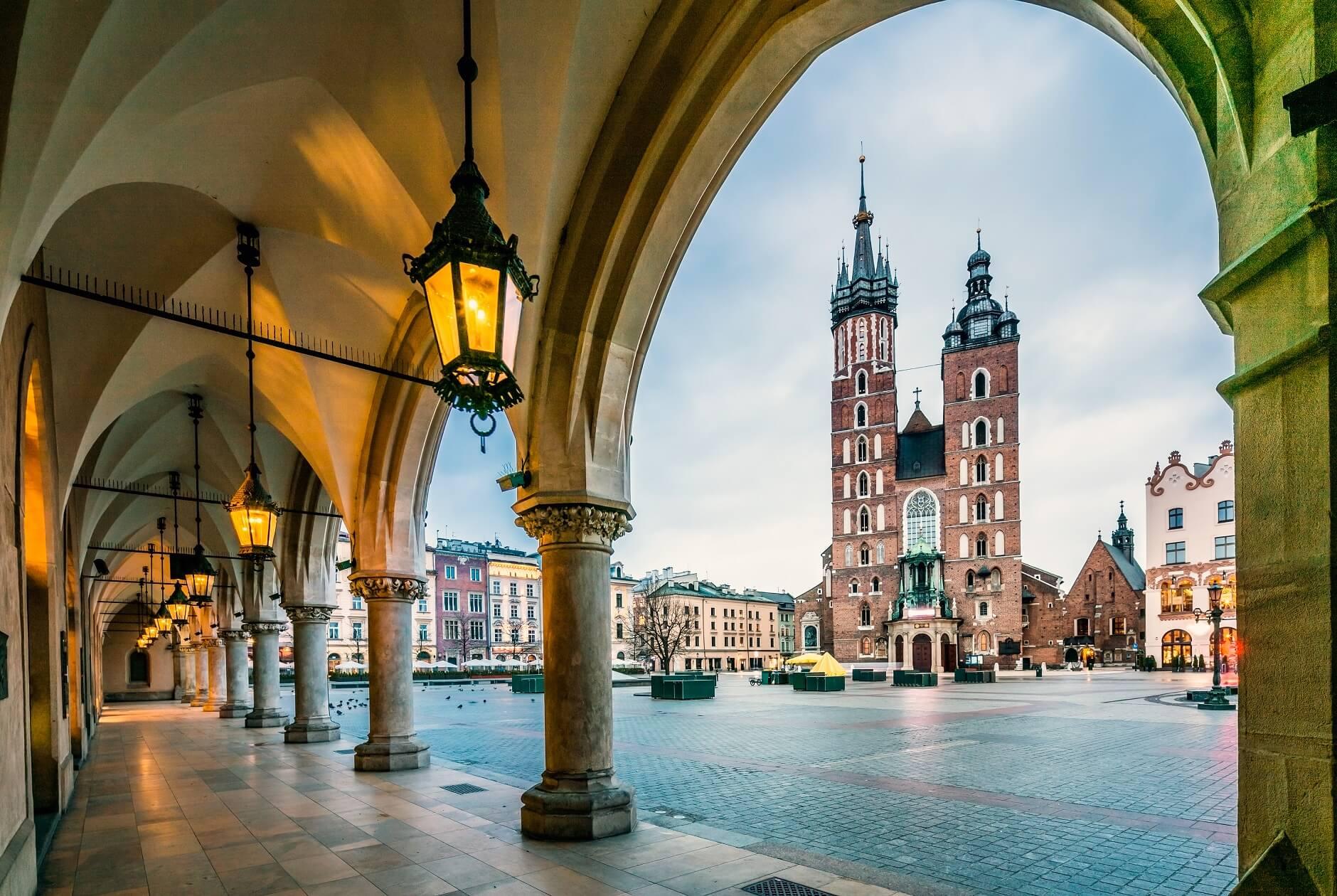 Pomysł na wyjazd na weekend - może Kraków?