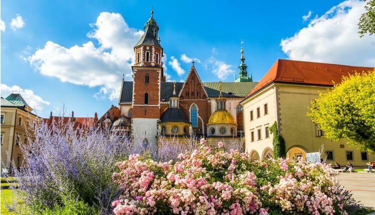 Najpiękniejsze miejsca w Polsce: Majówka w Krakowie - przepis na udany urlop