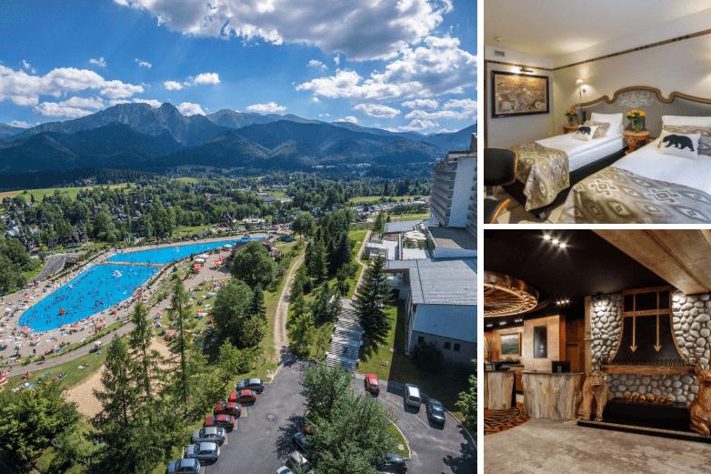 Top 2. Hotel Mercure Kasprowy Zakopane - Wyjątkowe miejsce na podróż poślubną w górach