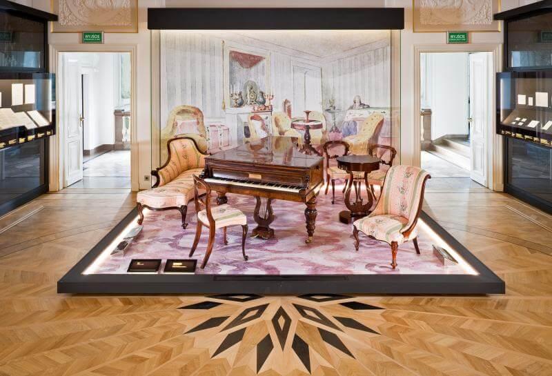Co warto zobaczyć w Warszawie - Muzeum Fryderyka Chopina
