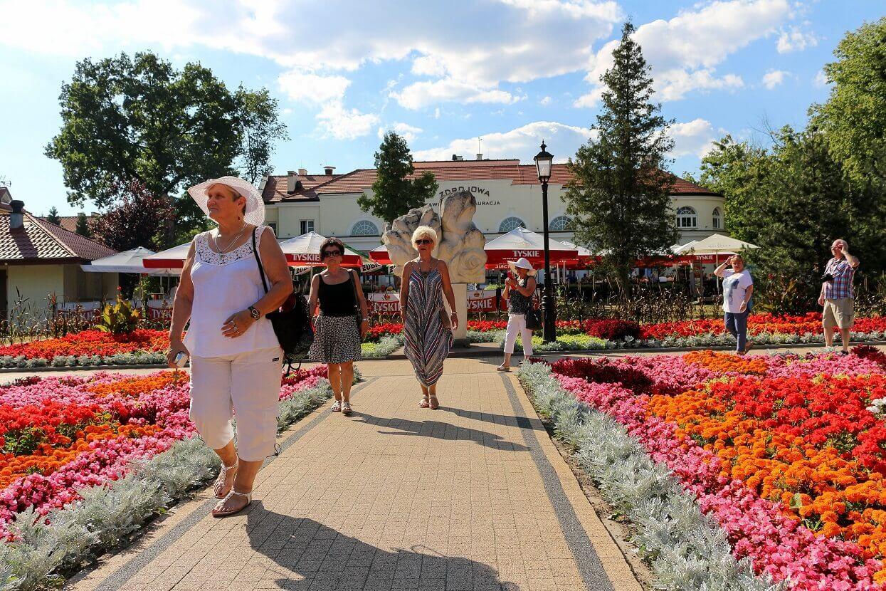 TOP 1. Ciechocinek - Najbardziej doceniane uzdrowiska w Polsce