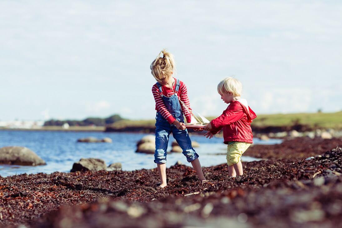 Fajne wczasy nad morzem z rodziną