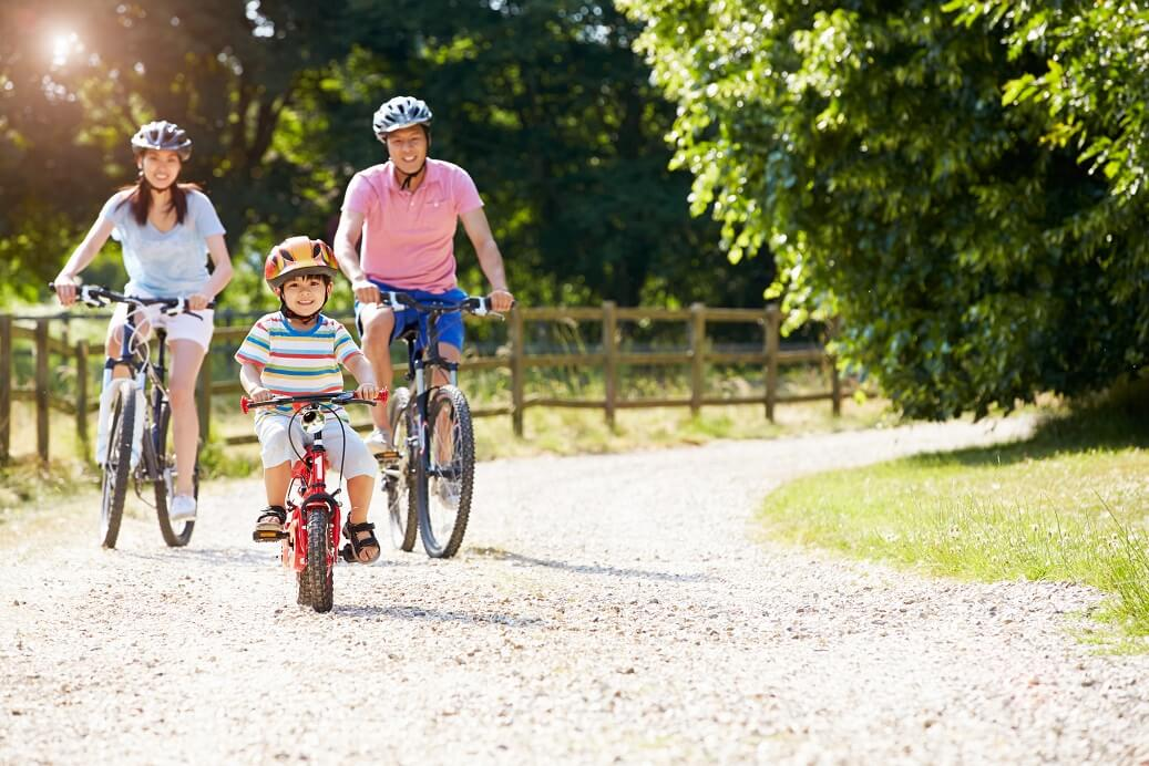 Fajne wczasy z rodziną na wsi - wycieczki rowerowe
