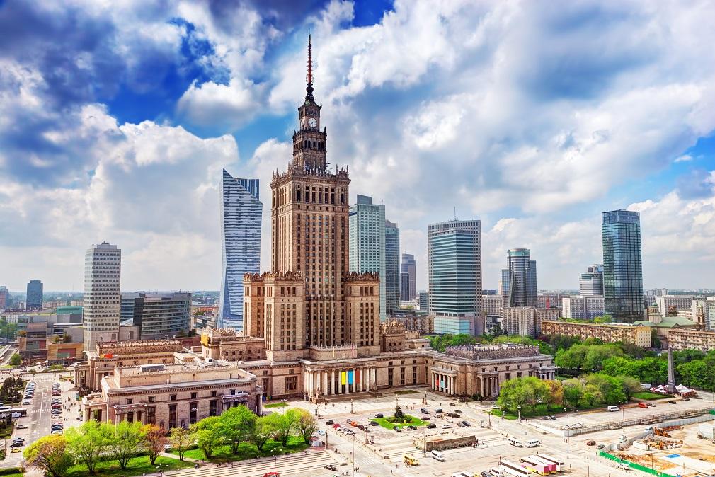 Zwiedzanie Warszawy w dwa dni? Koniecznie zobacz Pałac Kultury i Nauki