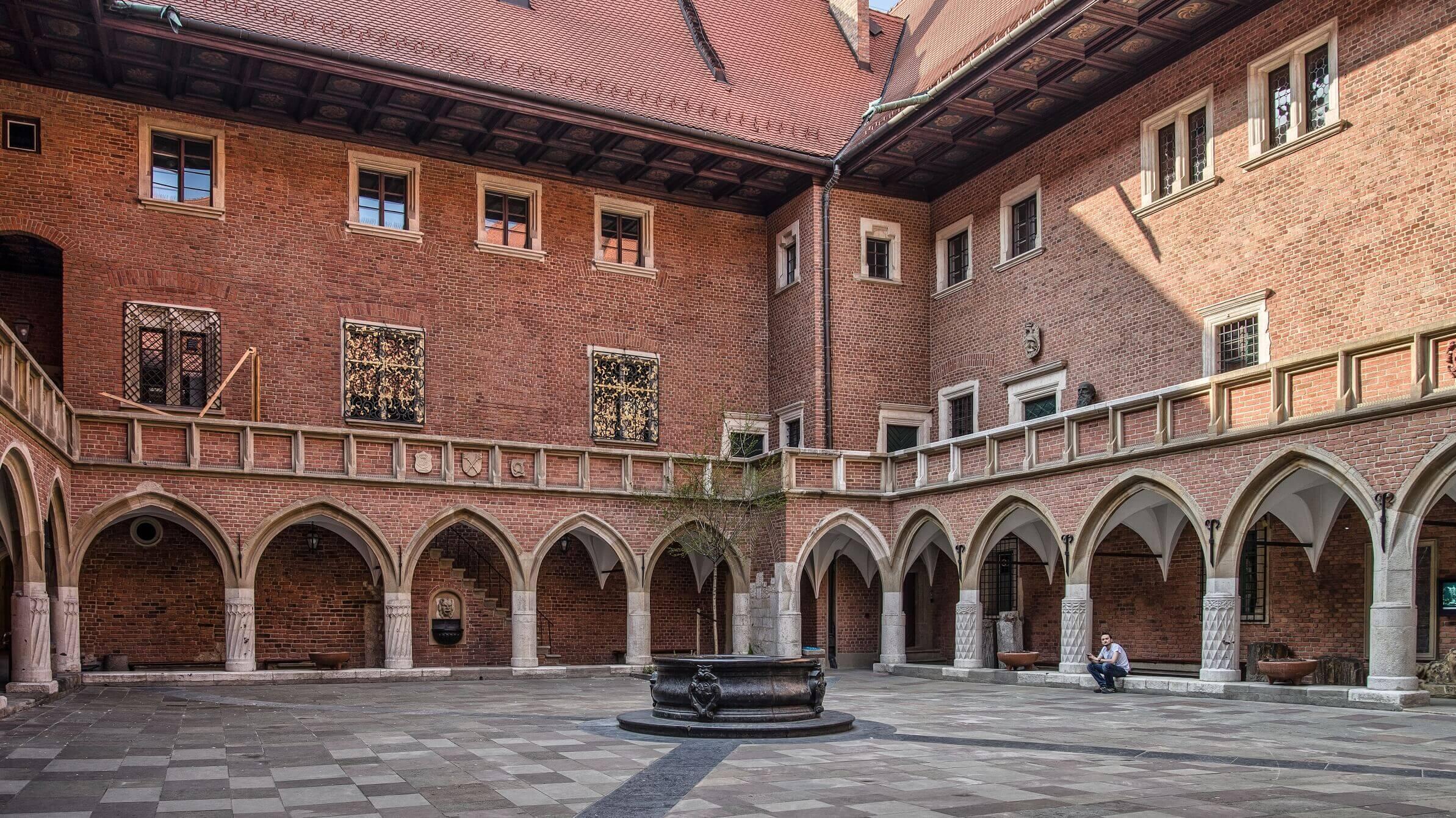 Collegium Maius - najpiękniejsze zabytki Krakowa