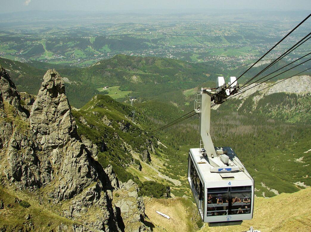 [Kasprowy Wierch] Najlepsze atrakcje w Zakopanem