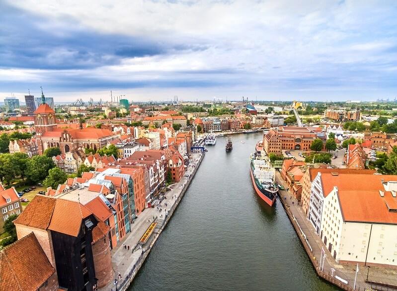 Pomysł na wyjazd na weekend - polskie morze