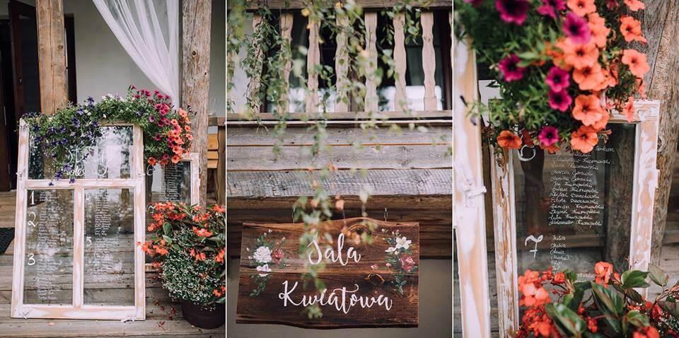 Przepis na udane weselisko w stodole #1. Wystrój - Stajnia Sowlany