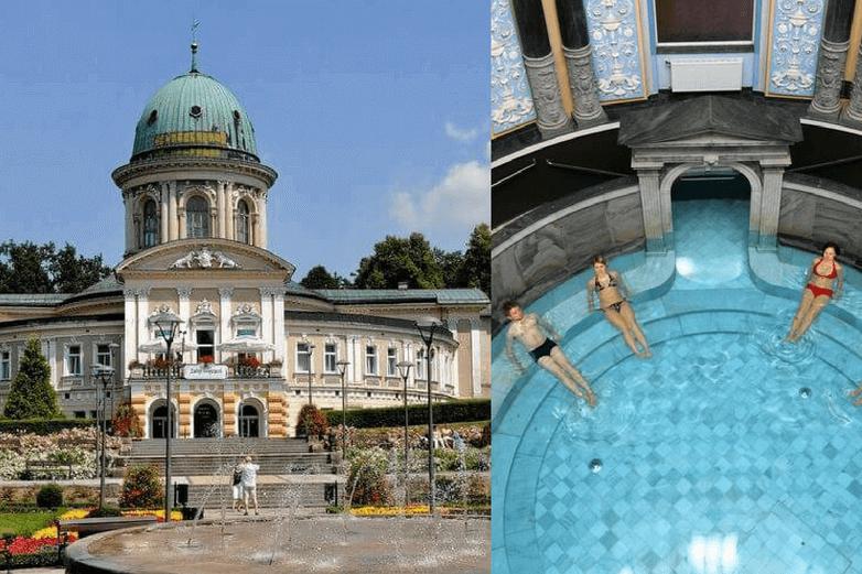Najlepsze baseny termalne - Lądek-Zdrój /źródło: www.uzdrowisko-ladek.pl
