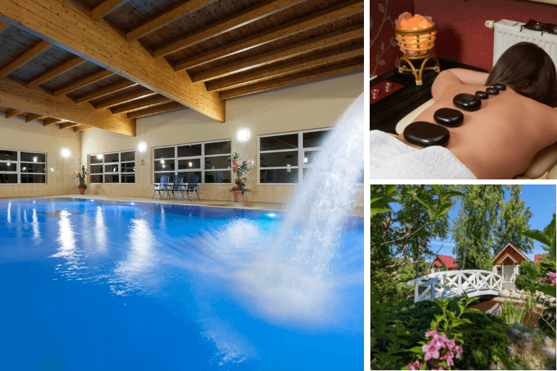Top 6. Bursztyn Medical Spa & Wellness*** na romantyczny weekend w SPA