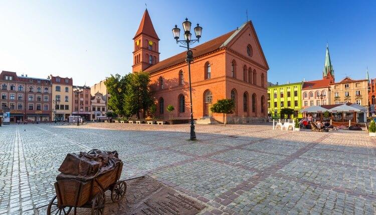 Najpiękniejsze miejsca w Polsce: Toruń
