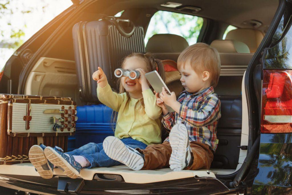 [MUST HAVE] Lista rzeczy na wyjazd wakacyjny z dzieckiem