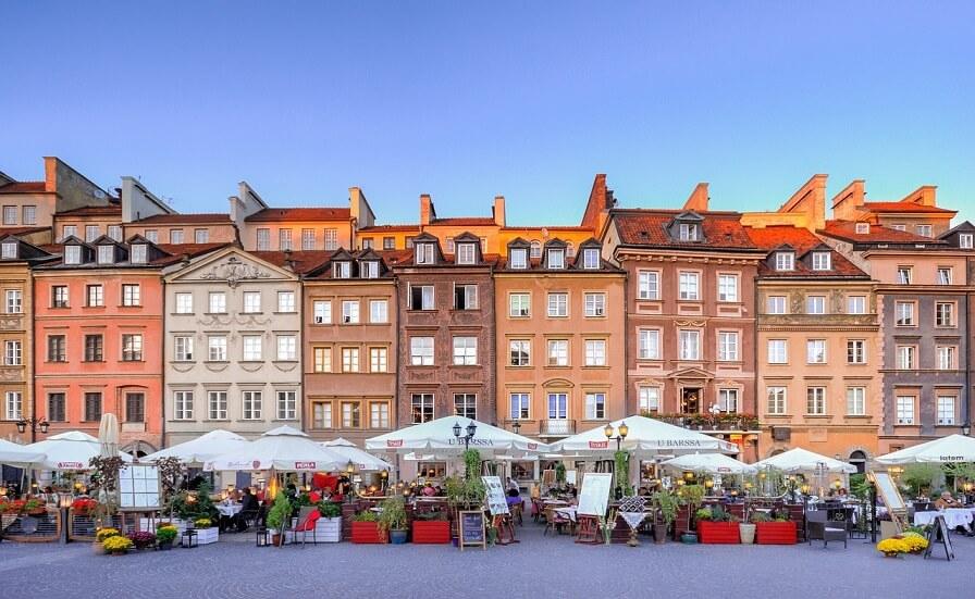 Co warto zobaczyć w Warszawie - Starówka