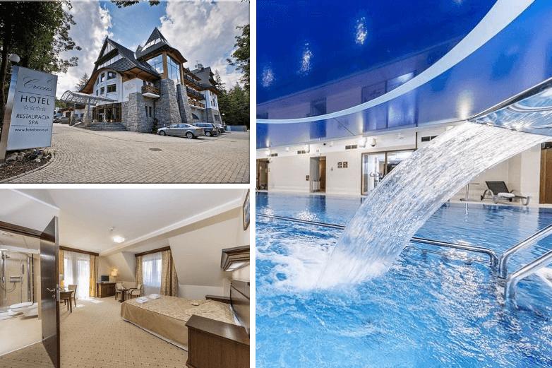 Top 2. Hotel Crocus Zakopane **** na romantyczny weekend w SPA