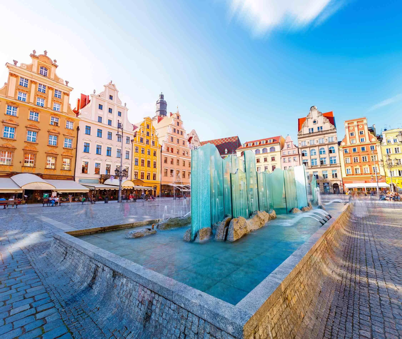 Pomysł na wyjazd na weekend - przepiękny Wrocław