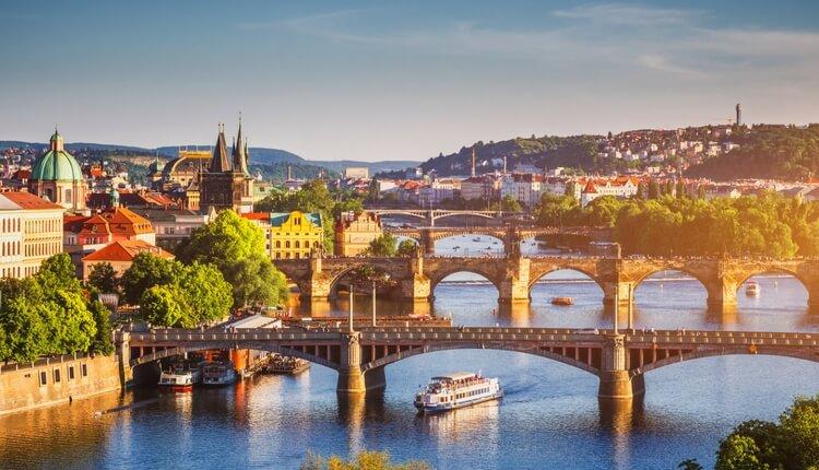 Wycieczka do Pragi na lato